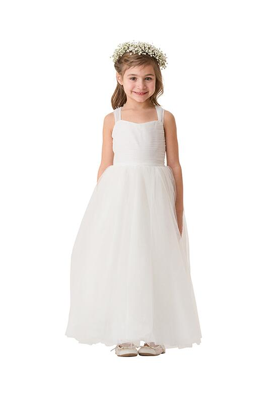 Bari Jay Flower Girls F5516 Flower Girl Dress photo