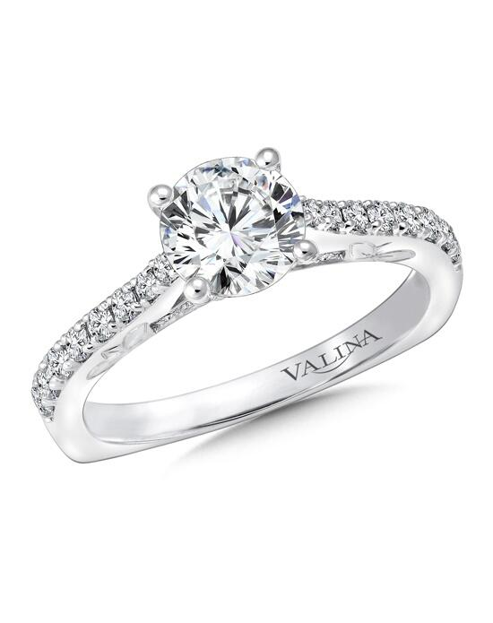 Valina R9656W Engagement Ring photo