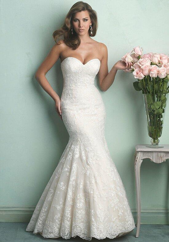 Allure Bridals 9169 Wedding Dress photo