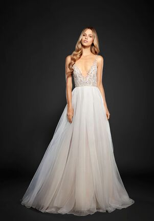 Hayley Paige Kenny-6701 A-Line Wedding Dress