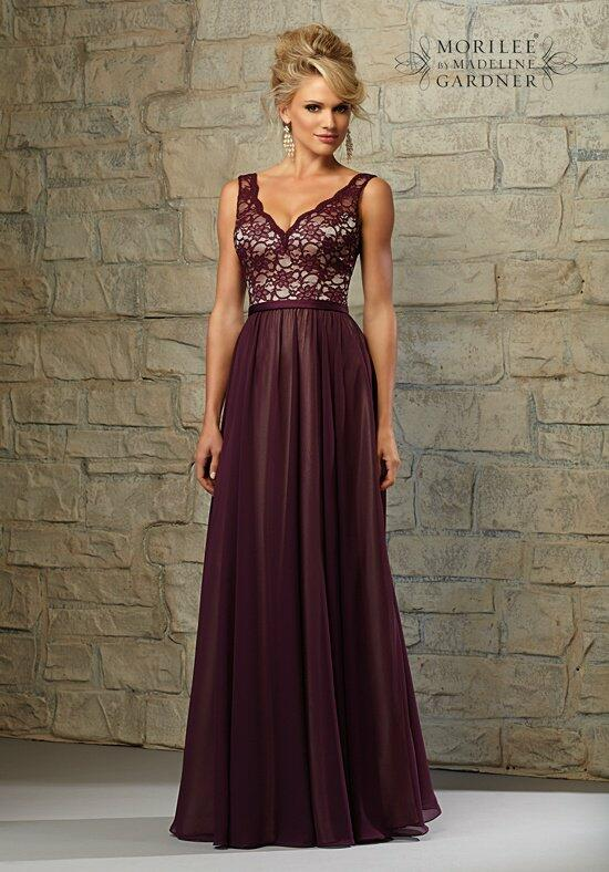 Mori Lee by Madeline Gardner Bridesmaids 714 Bridesmaid Dress photo