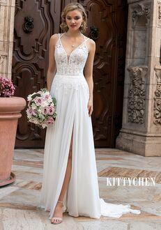KITTYCHEN TRINA, H2056 Sheath Wedding Dress