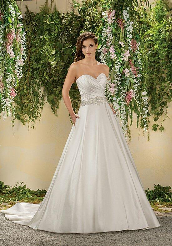 Jasmine Collection F181008 Wedding Dress photo