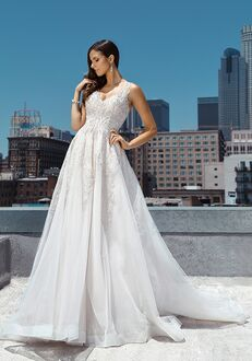 KITTYCHEN JENNA, H1889 A-Line Wedding Dress