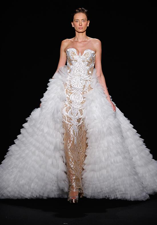 Mark Zunino for Kleinfeld 149 Wedding Dress photo