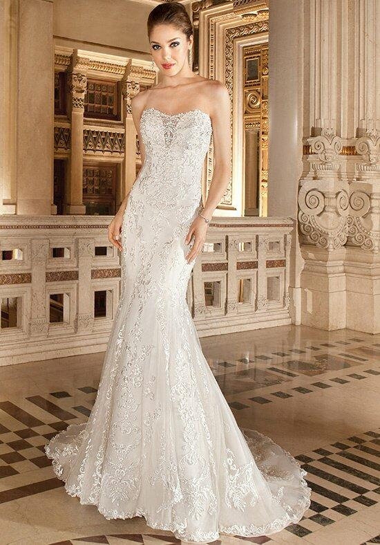 Demetrios 1481 Wedding Dress photo