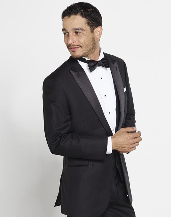 The Black Tux The Newman Outfit Wedding Tuxedos + Suit photo