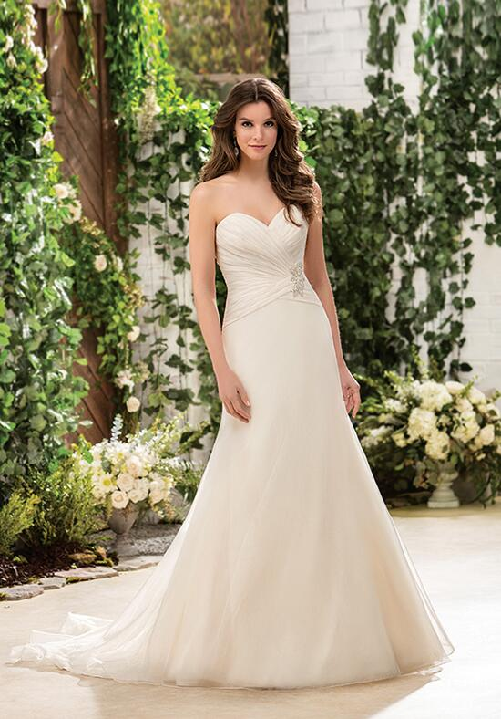 Jasmine Collection F181051 Wedding Dress photo