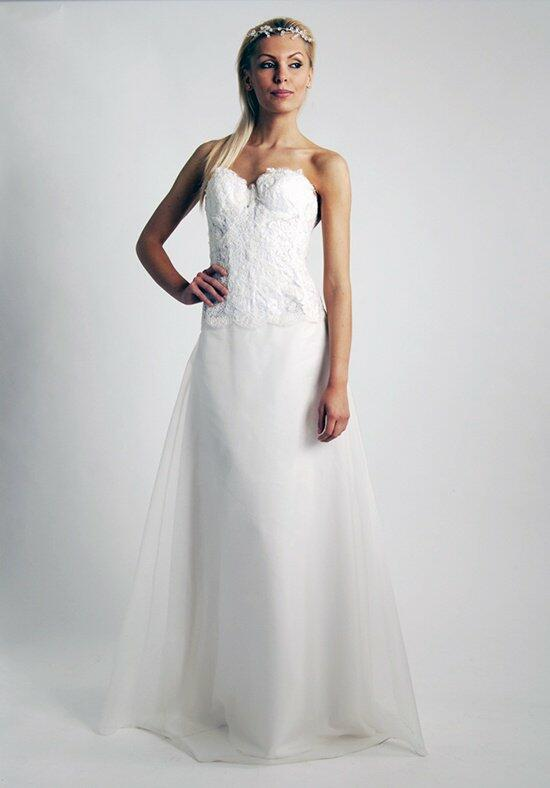 Elizabeth St. John Sydney Wedding Dress photo