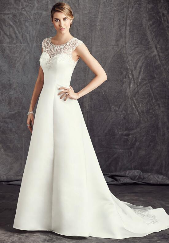 Kenneth Winston: Ella Rosa Collection BE291 Wedding Dress photo