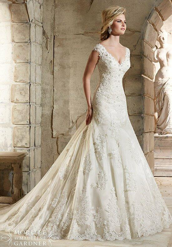 Mori Lee by Madeline Gardner 2785 Wedding Dress photo
