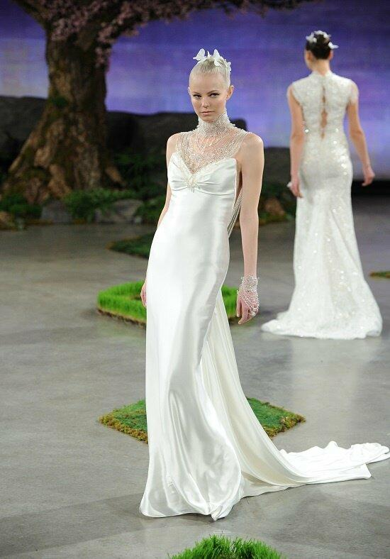 Ines Di Santo Abigail Wedding Dress photo