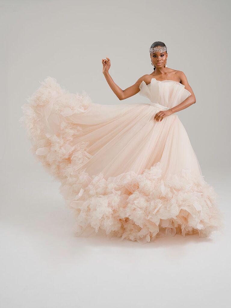brides by nona wedding dress