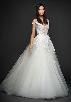 Lazaro 3764 Ball Gown Wedding Dress