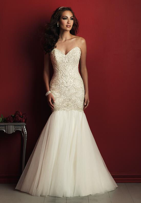 Allure Couture C362 Wedding Dress photo