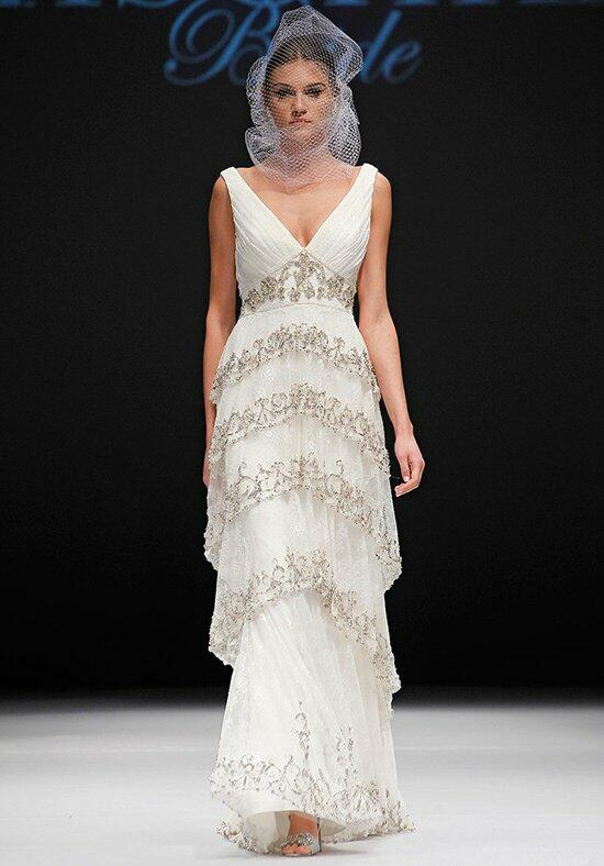 Badgley Mischka Bride Dunaway Wedding Dress photo