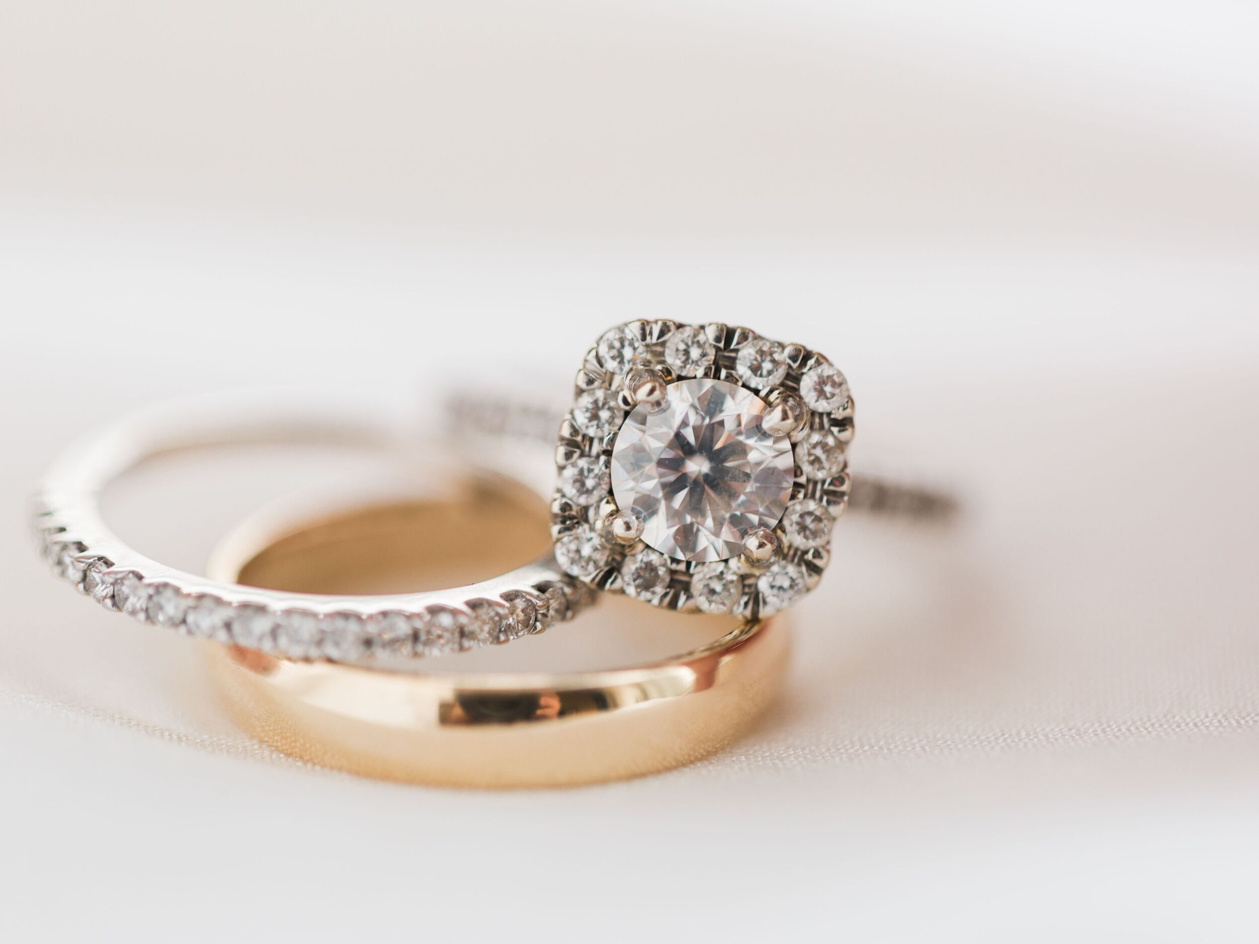The Wedding Ring Etiquette Ceremony Guide Who Should Hold The Rings