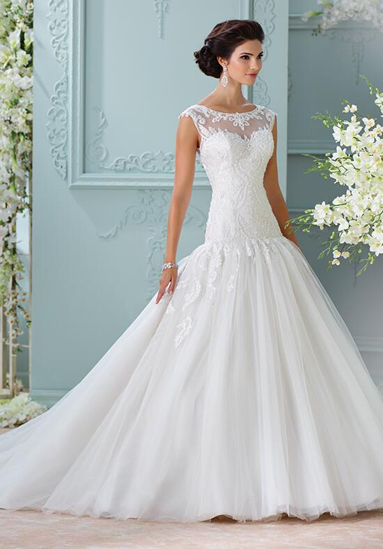 David Tutera for Mon Cheri 116226 - Chiara Wedding Dress photo