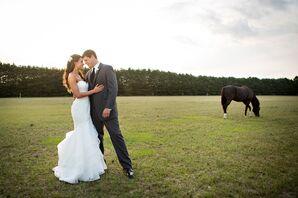Erin and Michael's South Carolina Wedding
