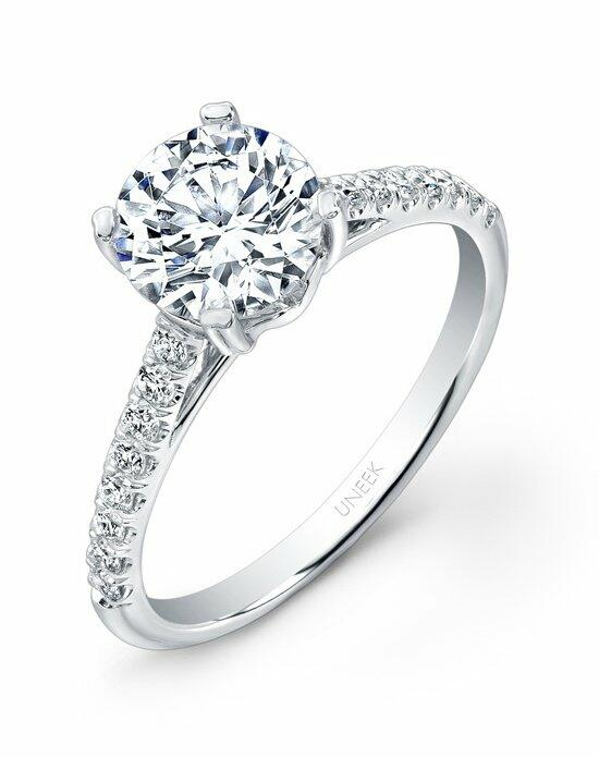 Uneek Fine Jewelry USM05-6.5RD Engagement Ring photo