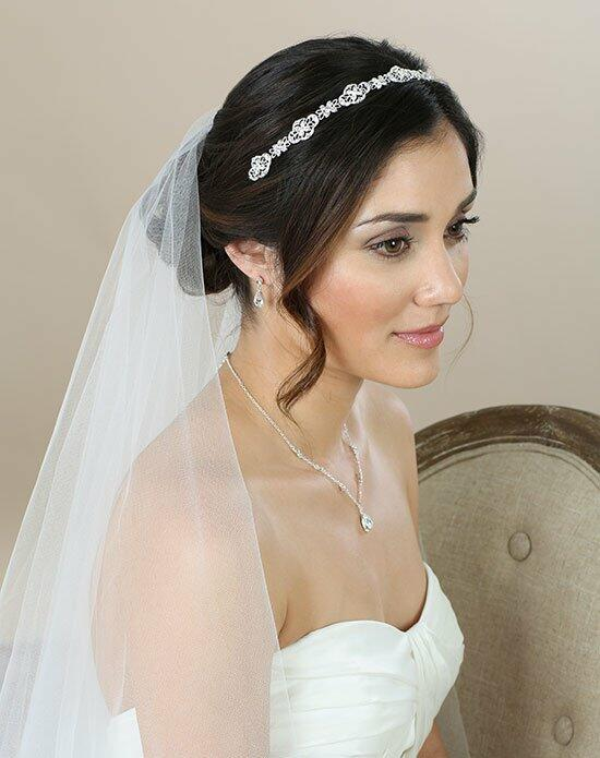 Bel Aire Bridal 6585 Wedding Headbands photo