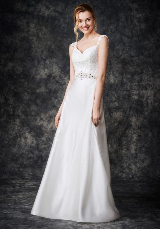 Kenneth Winston: Gallery Collection GA2267 Wedding Dress photo