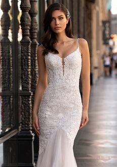 PRONOVIAS LOCKHART Mermaid Wedding Dress