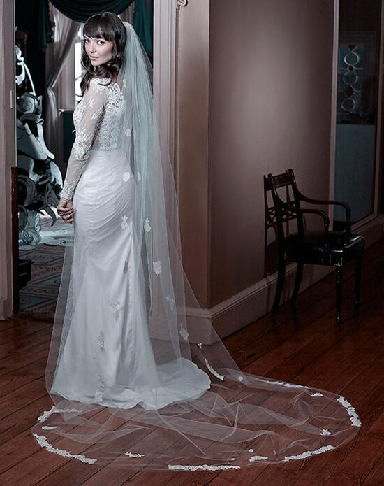Alisa Brides Lindsay Lace Veil Wedding Veils photo