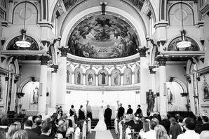 St. Leonard's Church Wedding Ceremony
