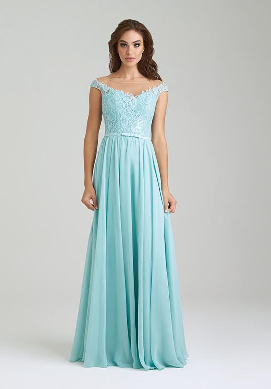 Allure Bridesmaids 1454 Bridesmaid Dress photo