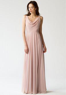 Jenny Yoo Collection (Maids) Liana {Desert Rose} #1782 Bridesmaid Dress