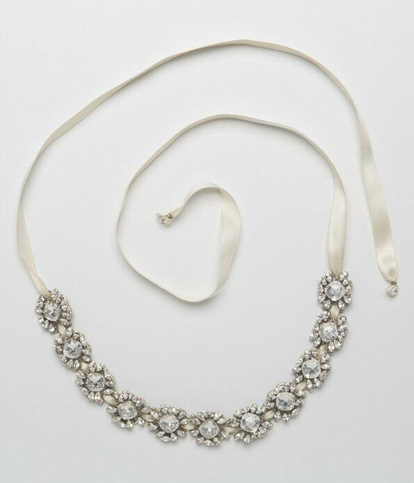 MEG Jewelry Moonstar headband Wedding Necklaces photo