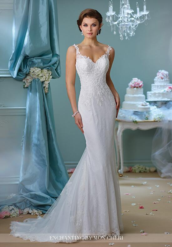Enchanting by Mon Cheri 216157 Wedding Dress photo