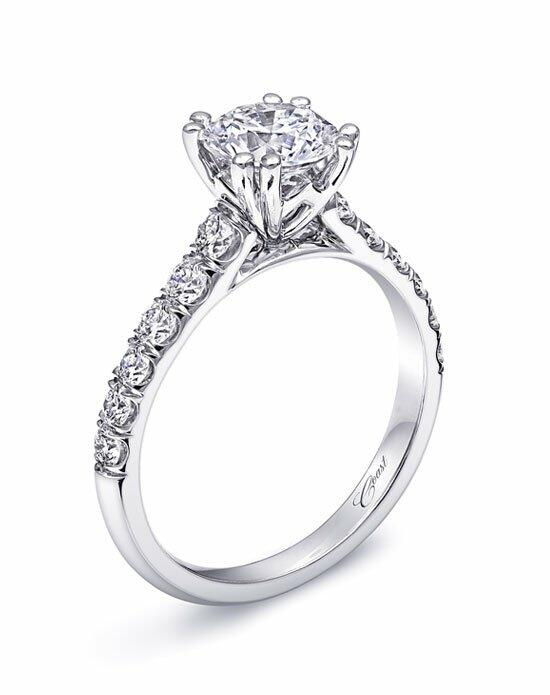 Coast Diamond Charisma Collection - LS10136 Engagement Ring photo