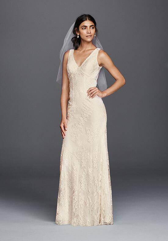 David's Bridal Galina Style KP3783 Wedding Dress photo