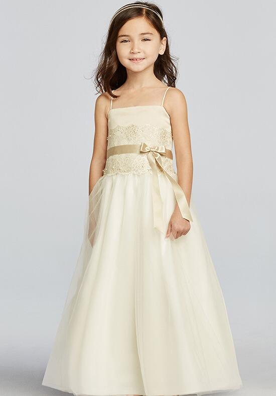 David's Bridal Juniors H1173 Flower Girl Dress photo