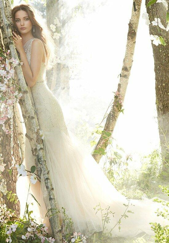 Jim Hjelm 8352 Wedding Dress photo