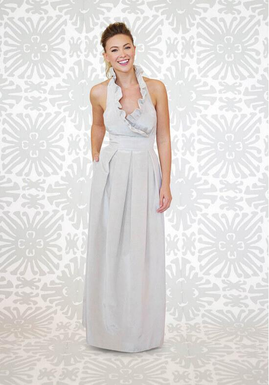 LulaKate Madelyn Long Bridesmaid Dress photo