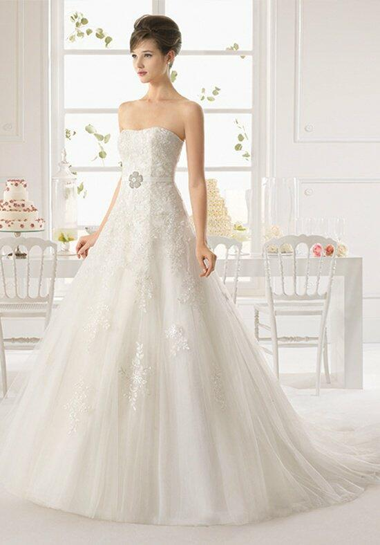 Aire Barcelona AURORA Wedding Dress photo