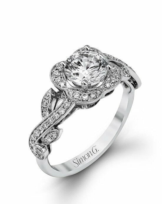 Simon G. Jewelry TR550 Engagement Ring photo