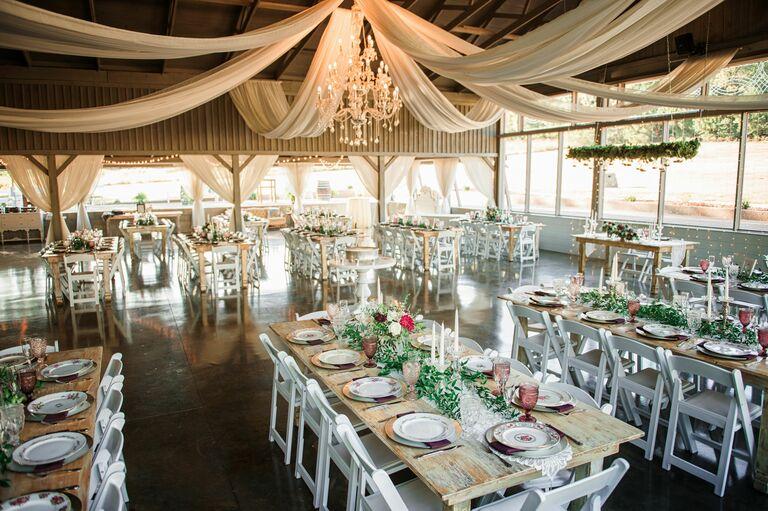 Wedding venue in Goodlettsville, Tennessee.