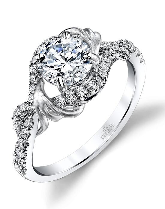 Parade Design Style R3533 from the Lyria® Collection Engagement Ring photo