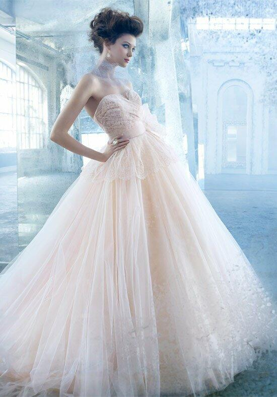 Lazaro 3300 Wedding Dress photo