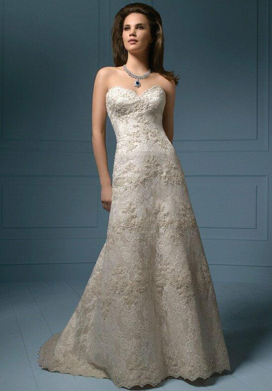 Sapphire by Alfred Angelo 801NB/801CNB Wedding Dress photo