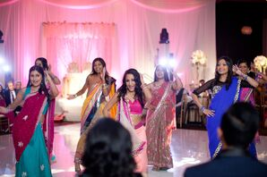 Surprise Traditional Reception Dance