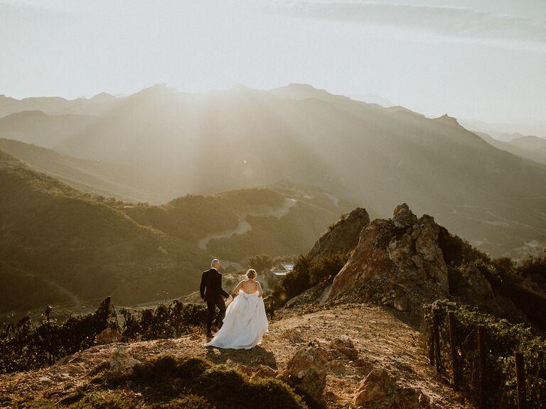 Outdoor Wedding Venues Malibu Rocky Oaks Estate Vineyard