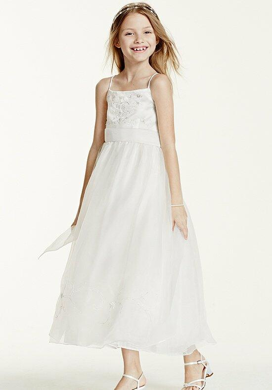David's Bridal Juniors FG258 Flower Girl Dress photo