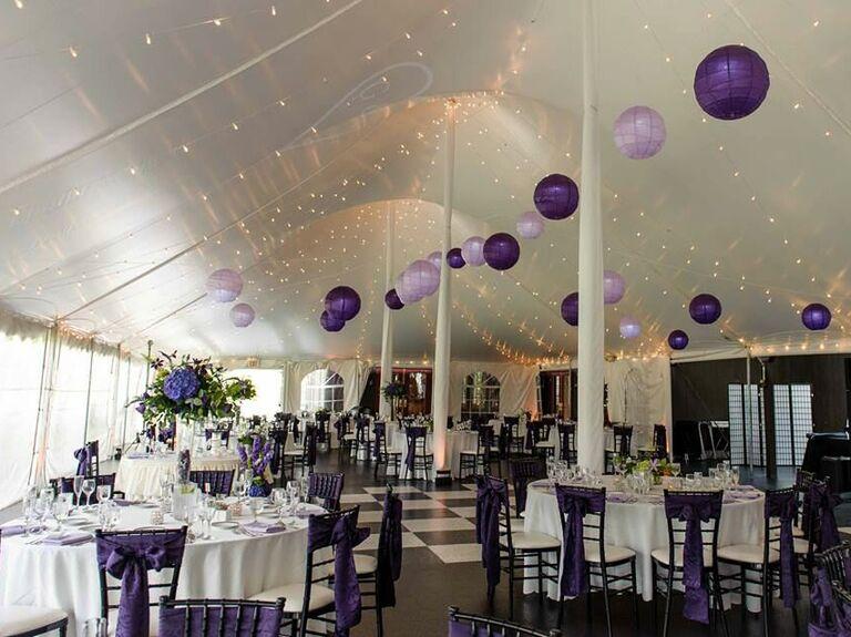 Barn wedding venue in Spencer, Massachusetts.