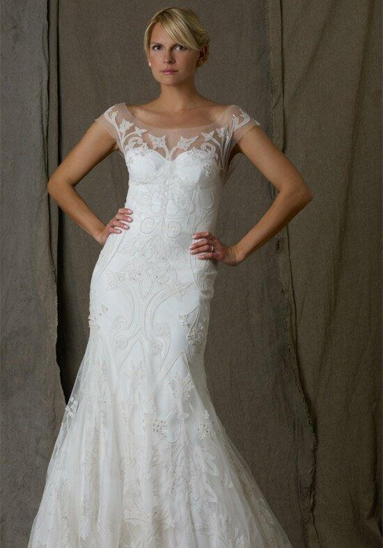 lela rose central park wedding dress the knot