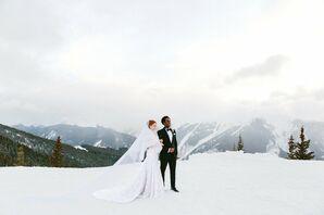 Josie & Kow in Aspen, CO
